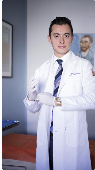 Dr. Claudio Romo, cirujano urólogo con enfoque en mínima invasión