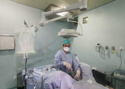 Resección transuretral de próstata