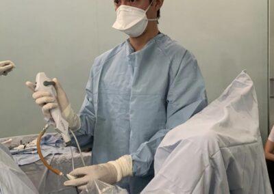 Dr. Claudio Romo, cirujano urólogo